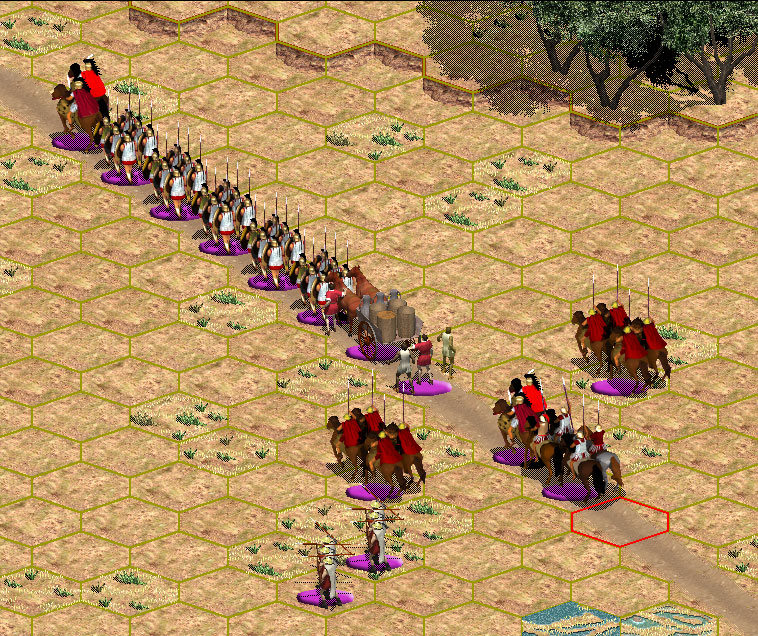 Ancient persian military strategy